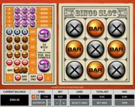 Bingo Slot 3 Reels