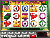 Double Bonus Slot