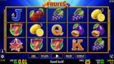 Fruits Evolution