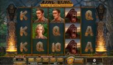 King Kong Skull Mountain